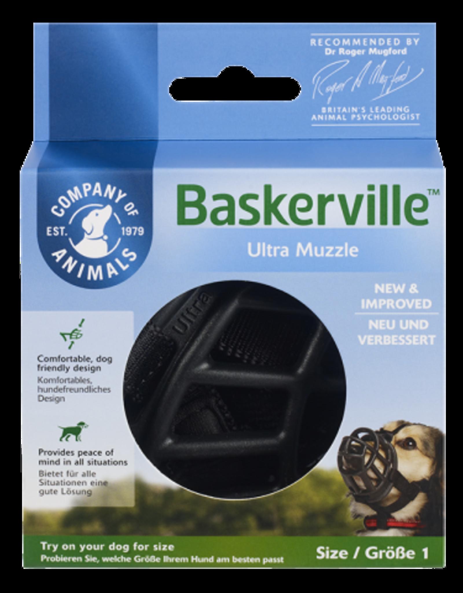 Baskerville Baskerville Muzzles