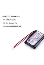E-Collar Technologies Li-Po Battery 3.7V 300 mAH