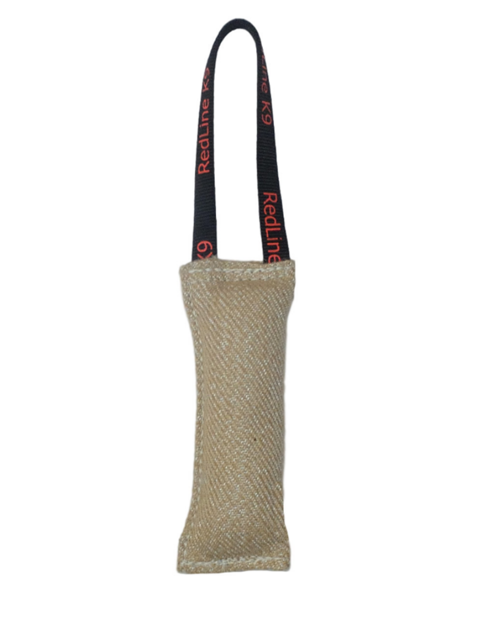 "RedLine K9 Jute Tug 3"" x 8"" with 1 Handle"