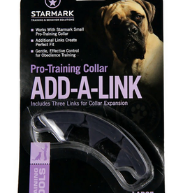 Starmark Large Collar Add-A-Link (3-Links)