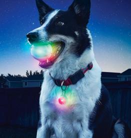 Glow Streak LED Ball & Spot Lit - Disco