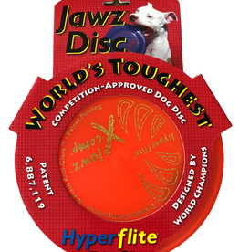 Jaws Jawz Hyperflite Flying Discs