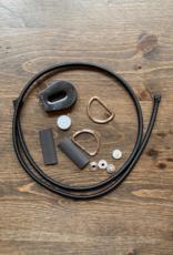 """UPK9 Bungee Cord Full Part Kit - 1"""" Large Collar"""