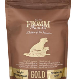 Fromm Fromm Gold Weight Management (33lbs)
