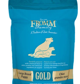 Fromm Large Breed Puppy Gold (Blue)
