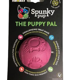Spunky Pup The Puppy Pal - Pink Ball