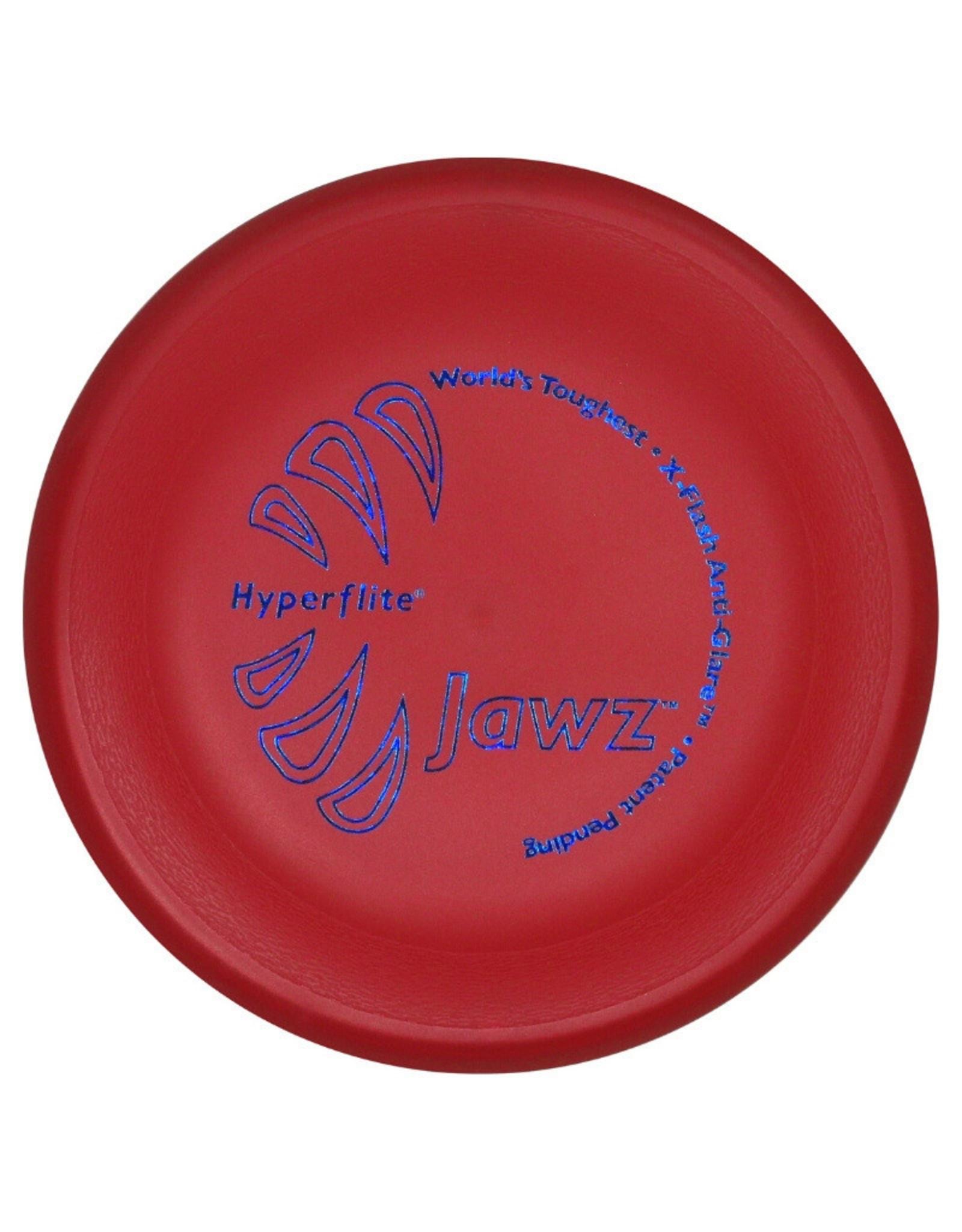 Jaws Jawz Hyperflite Flying Discs