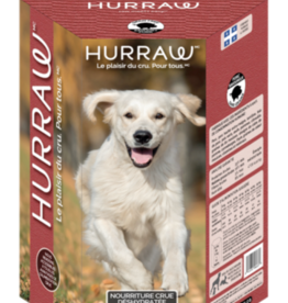Hurraw Dehydrated Raw Food Pork