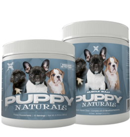 MVP K9 Puppy Naturals Puppy Formula Stack (60 servings)