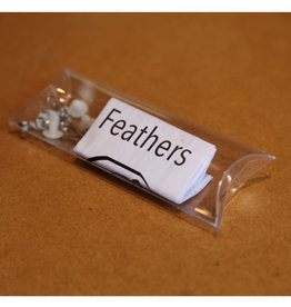 PAIR OF STRONG FEATHER CONTACTS FOR CHAMELEON®