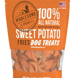 Wholesome Pride Sweet Potato Fries XMAS Dog Treats