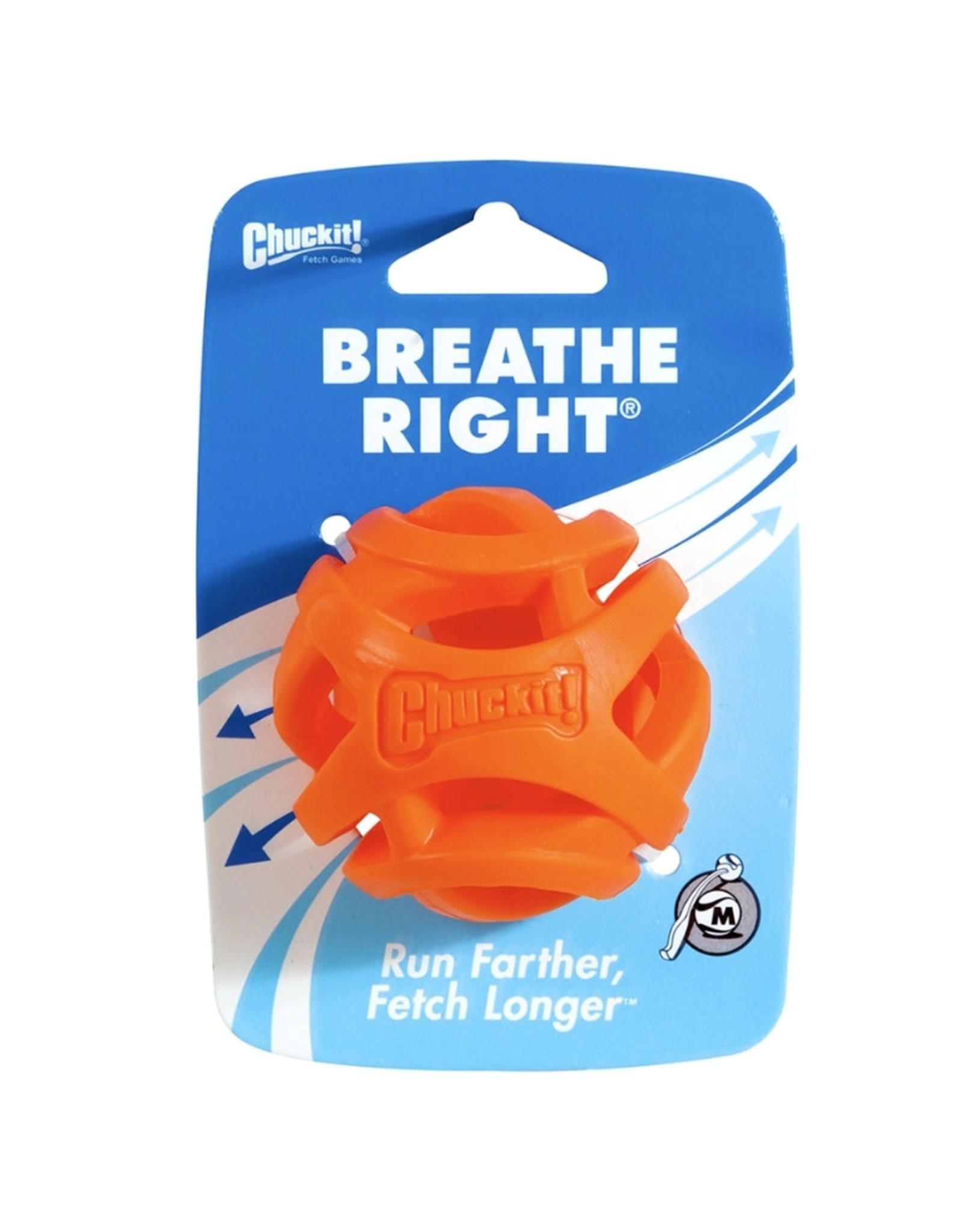 Chuck-it Chuckit! Breathe Right Fetch Ball