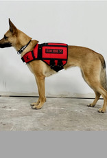 XDOG™ V3 XDOG Weight Vest for Dogs - Red
