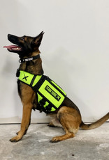 XDOG™ V3 XDOG Weight Vest for Dogs - Lime Green