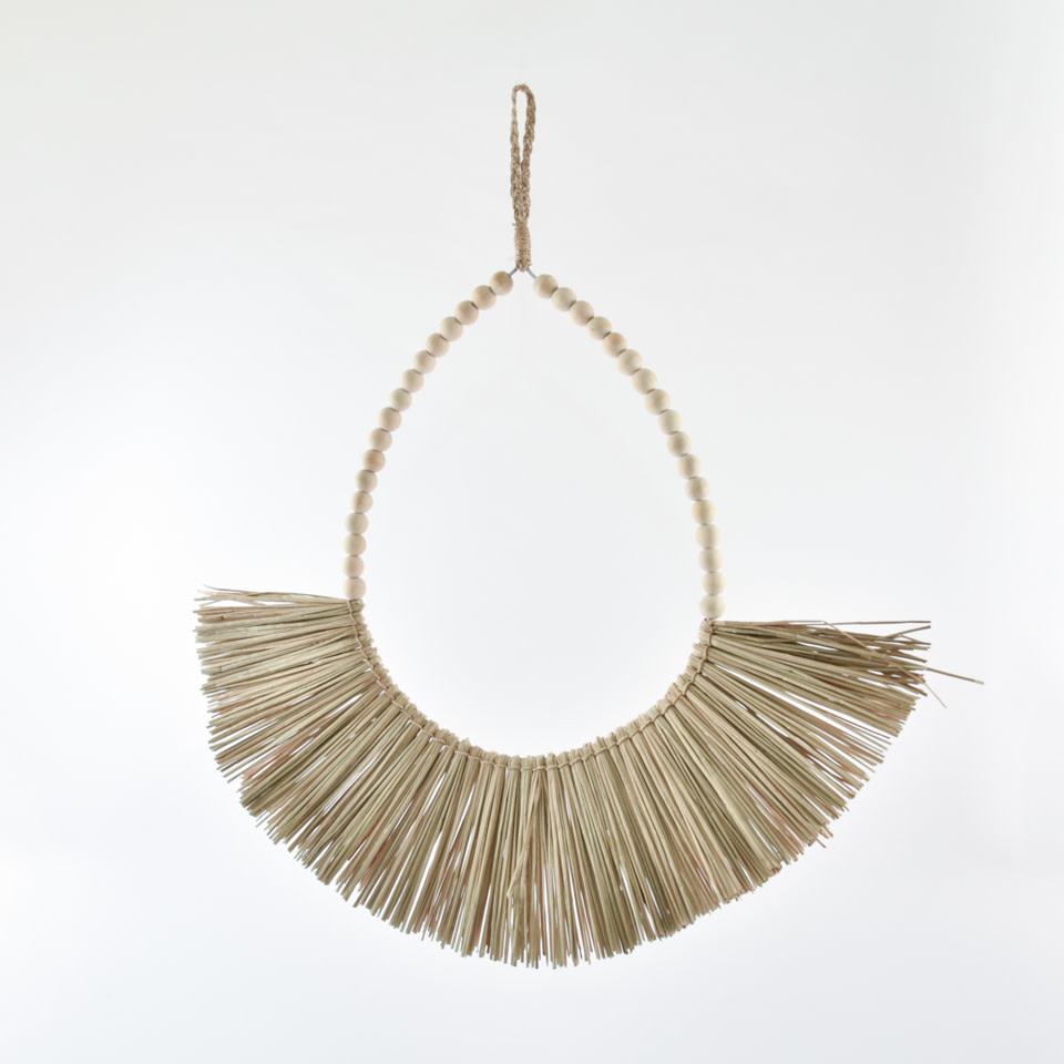 Natural Grass Necklace