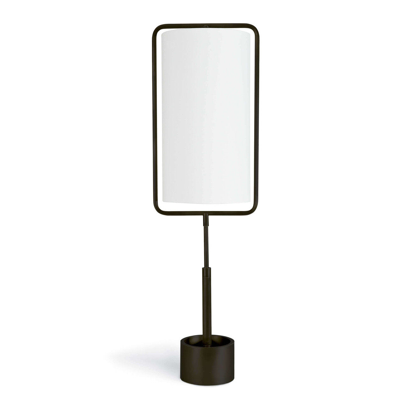 Geo Rectangle Table Lamp by Regina Andrew