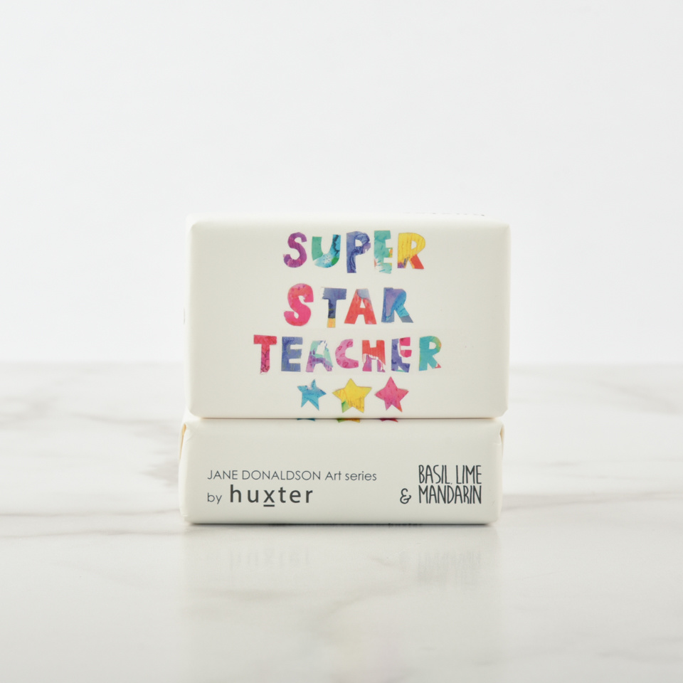 Super Star Teacher Soap