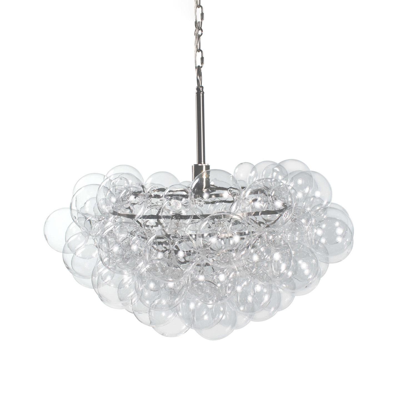 Bubbles Chandelier by Regina Andrew