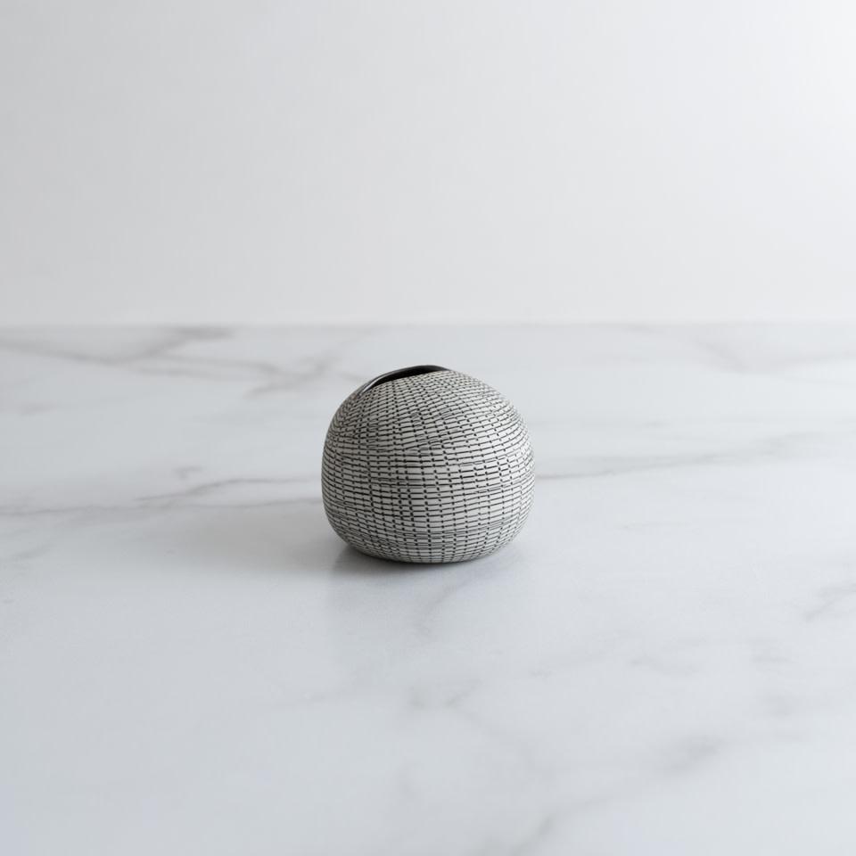 Pebble Sphere Vessel