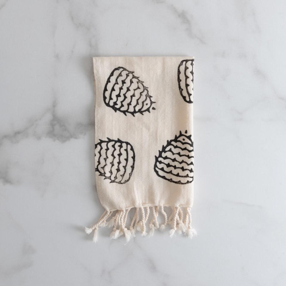 Block Print Napkin/Mini Towel