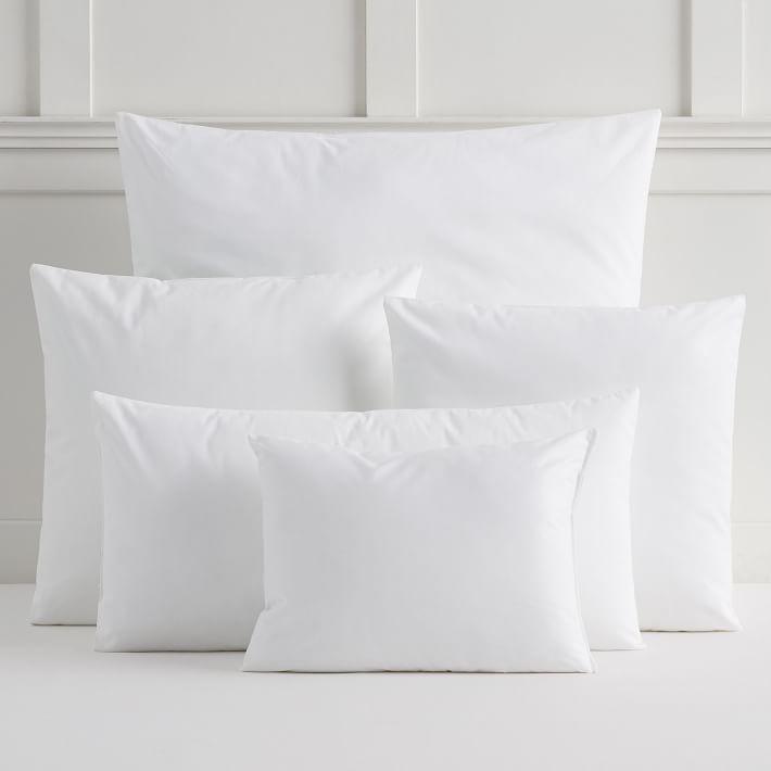 18x18 Feather Down Pillow Insert