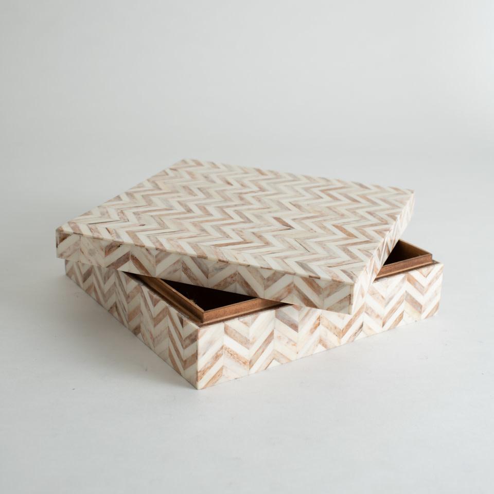Herringbone XL Box