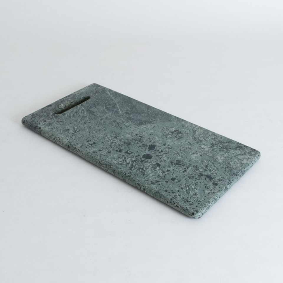 Marble Cutting Board {Jade}