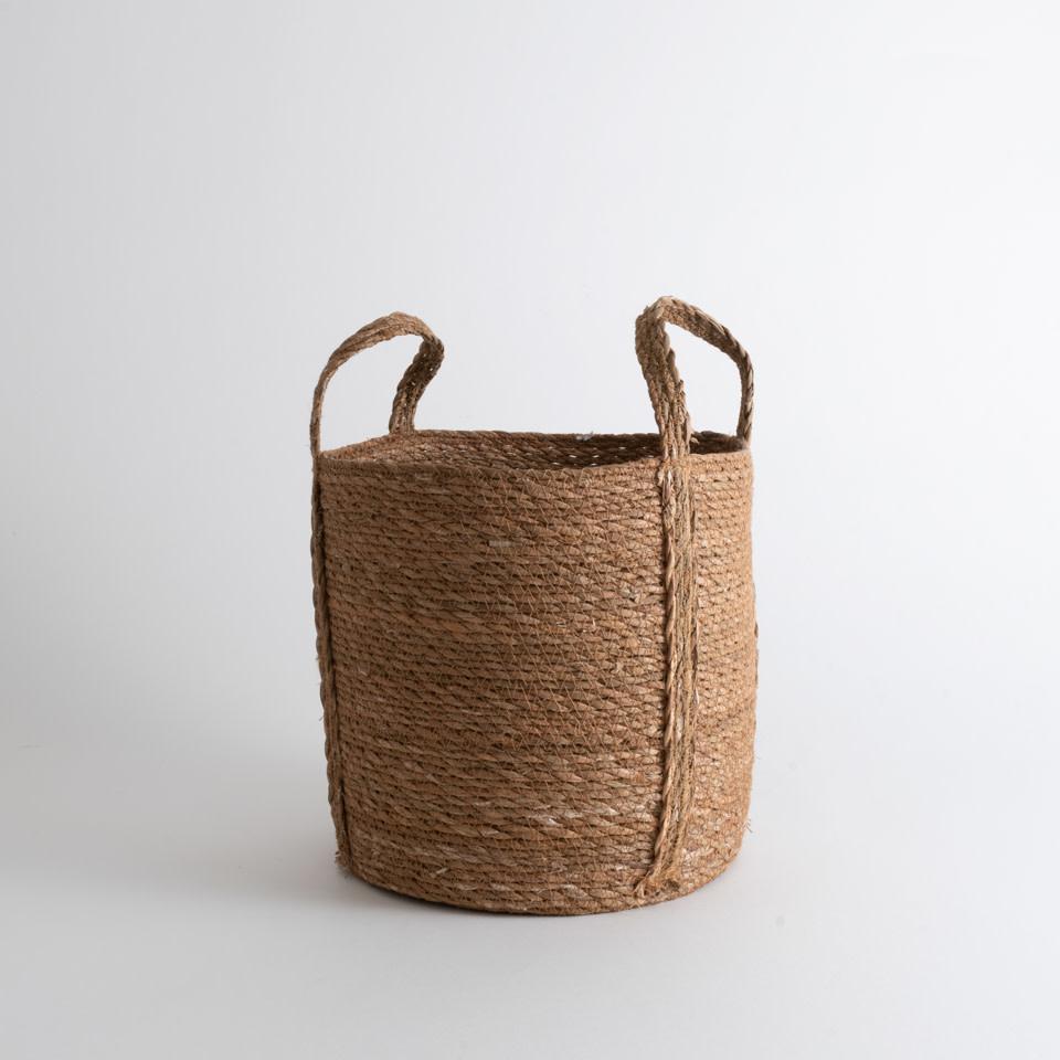 Seagrass Round Baskets