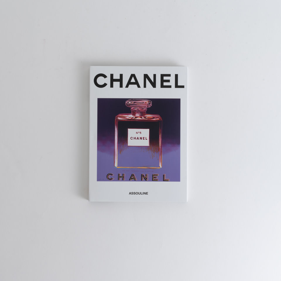 Chanel 3-Book Slipcase