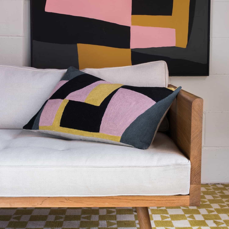 Charleston Lumbar Pillow Cover