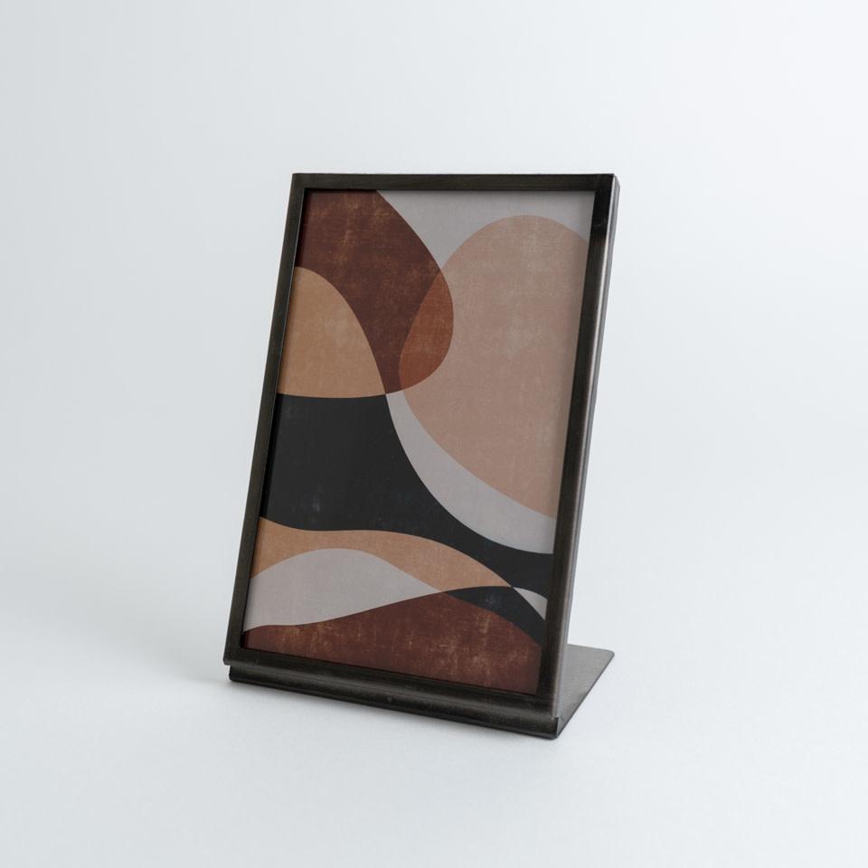 Intaglio Iron 4x6 Frame