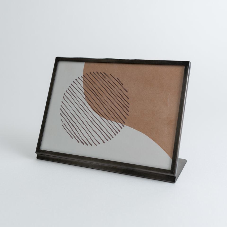 Intaglio Iron 5x7 Frame