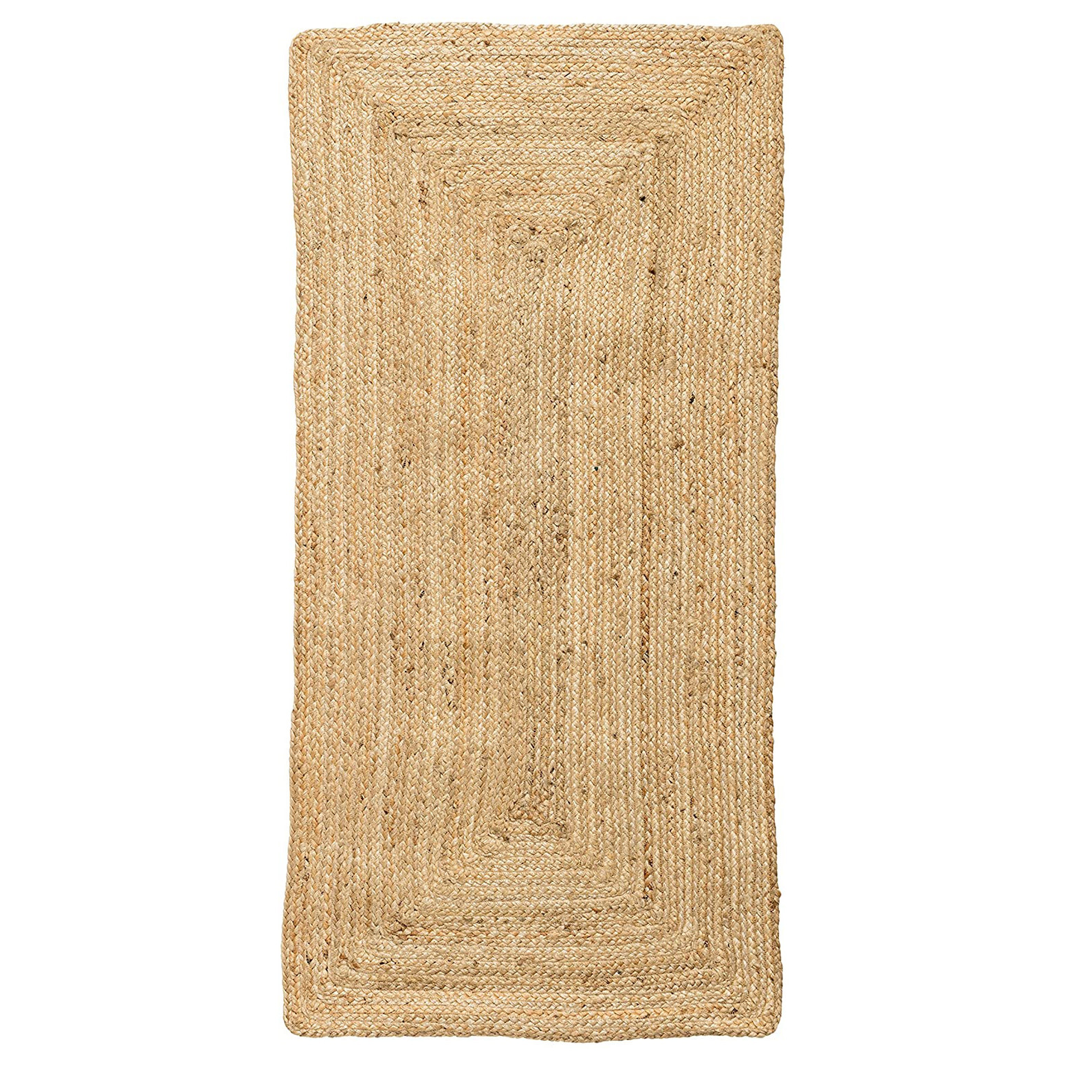 Natural Seagrass Rug 2' X 4'