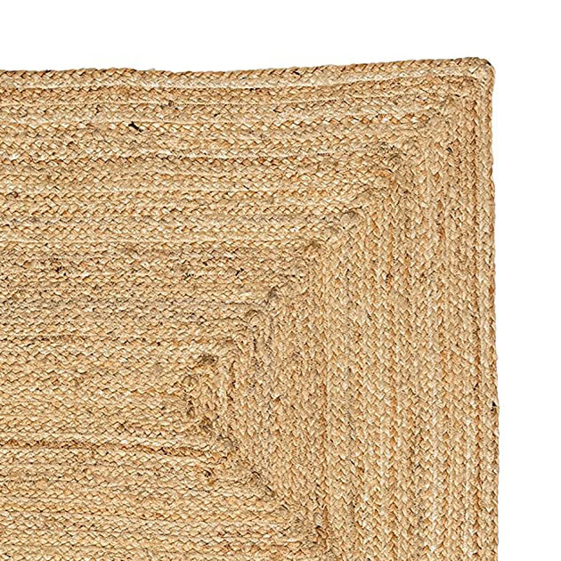 Natural Seagrass Rug 4'x6'