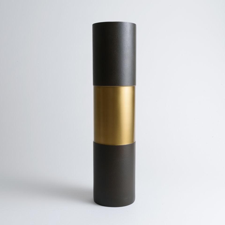 Lunette Vase/Candleholder