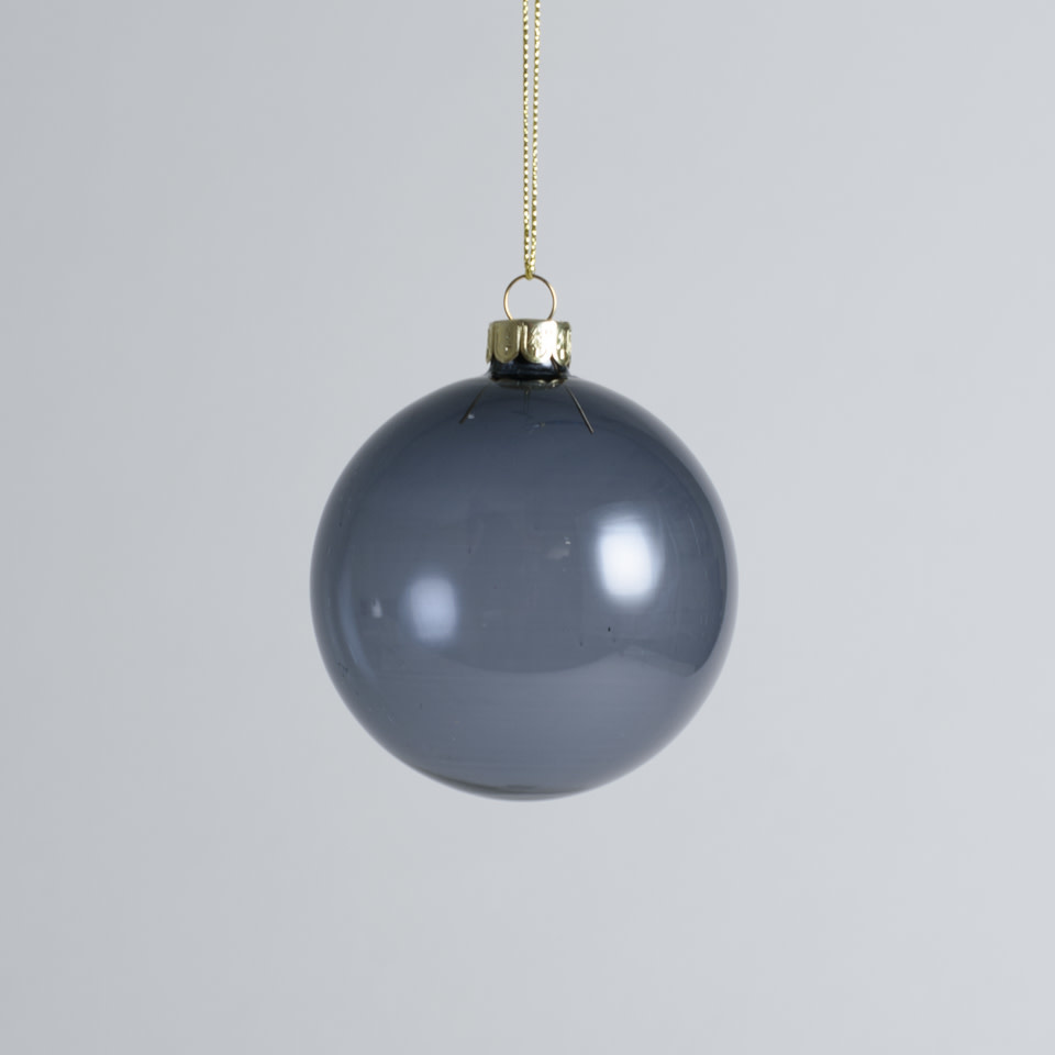 Haze Glass Ornament