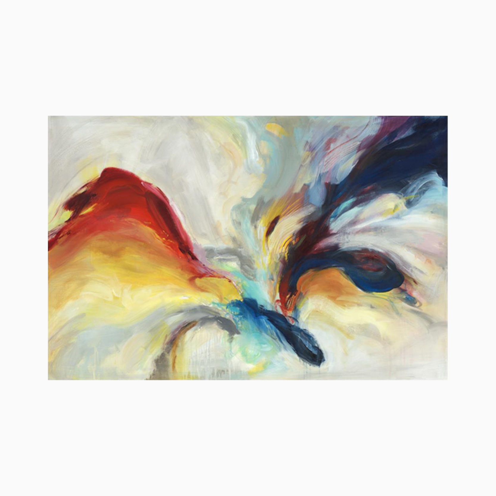 Color Explosion (60x40)