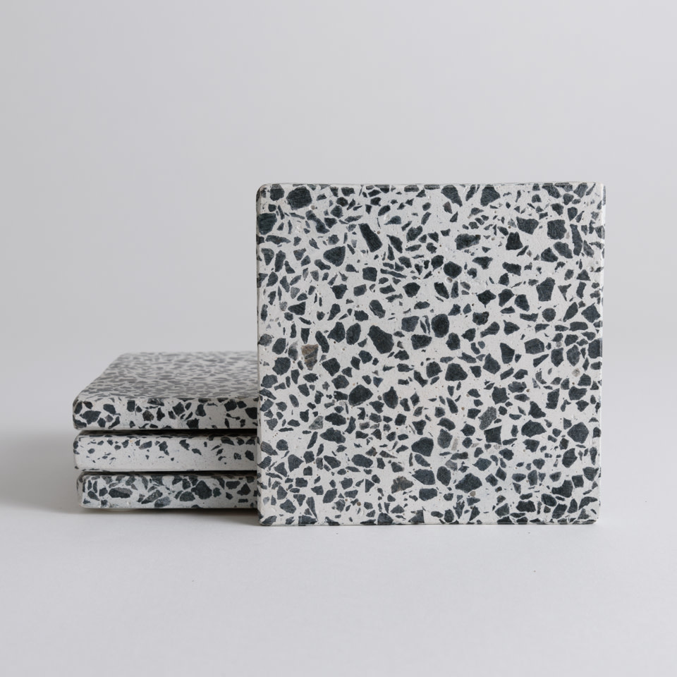 Terrazzo Stone Coasters