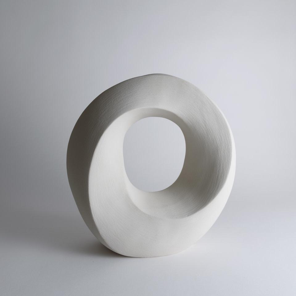 Manzanillo Ivory Vase