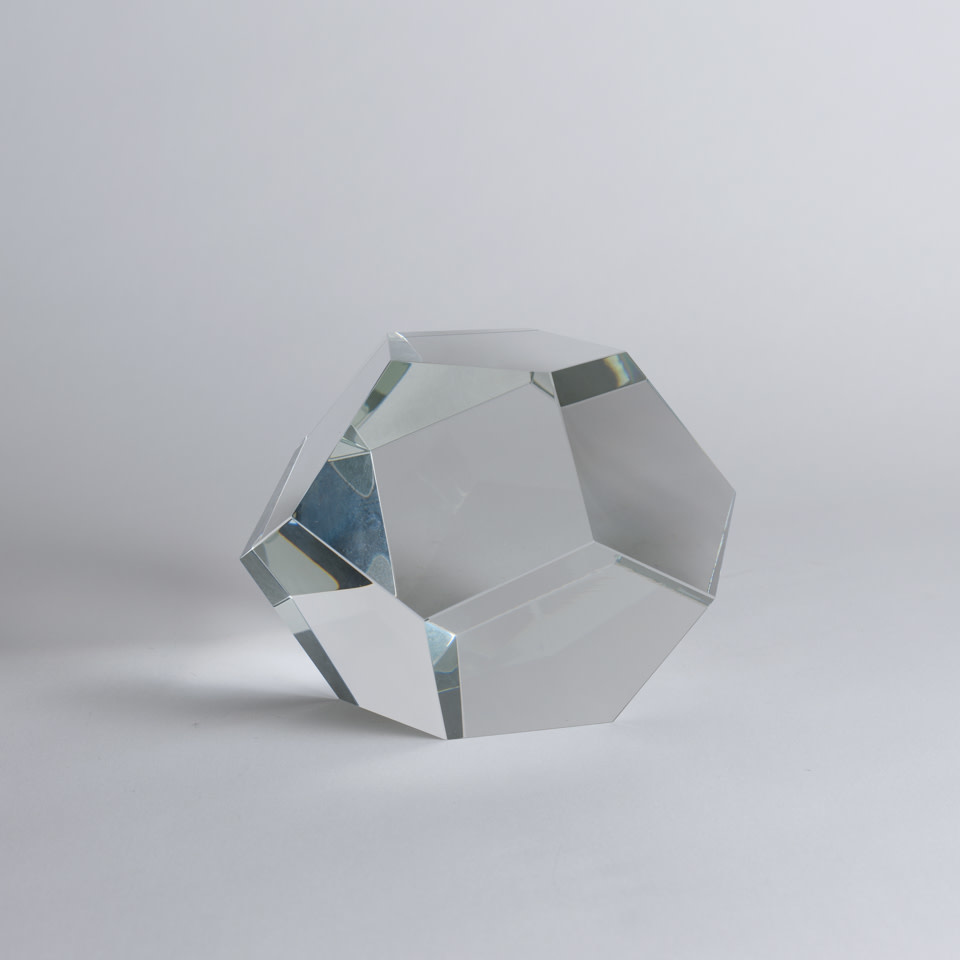 Crystal Dodechahedron Large