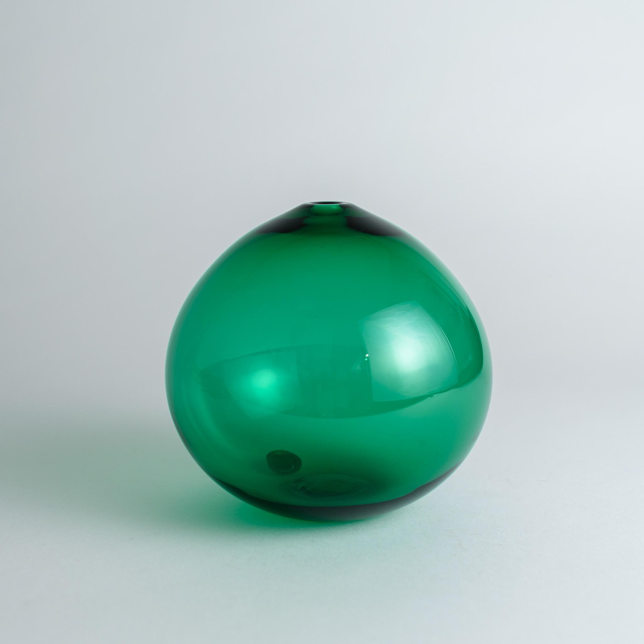 Fiori Vase Small Emerald