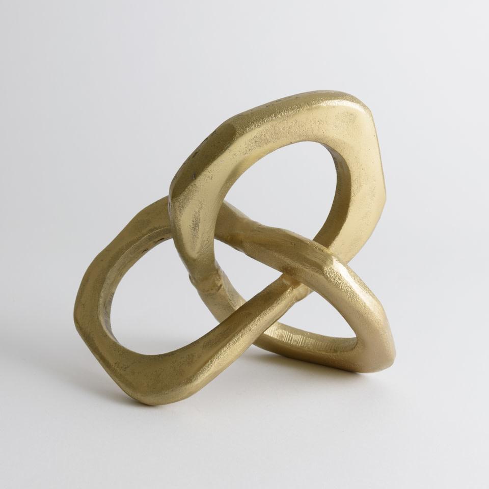 Marise Gold Sculpture