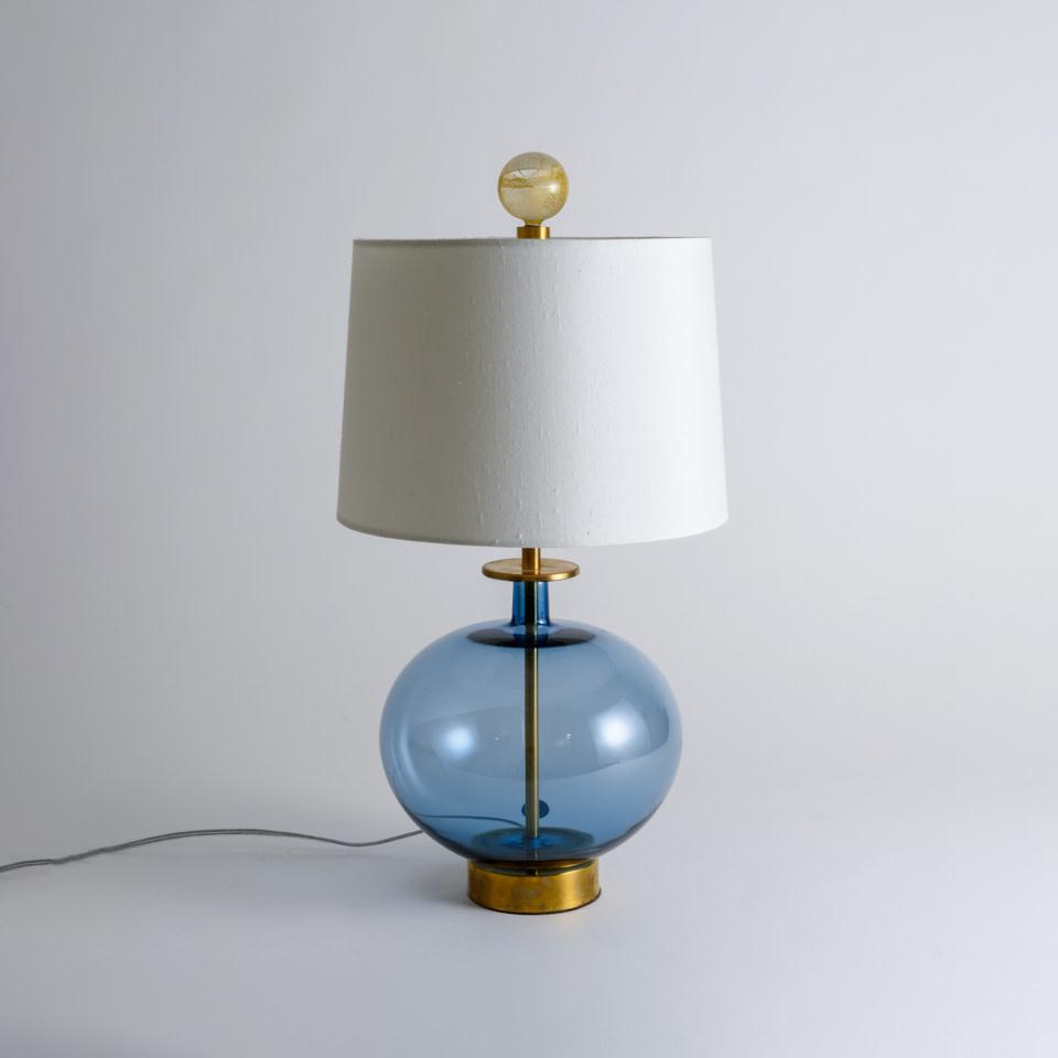 Lino Table Lamp by Joe Cariati