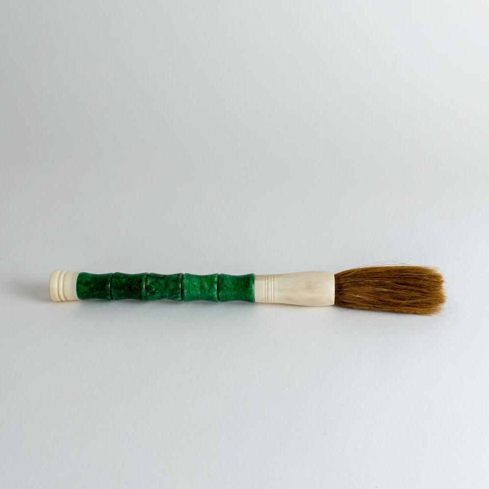 Jasper Calligraphy Brush