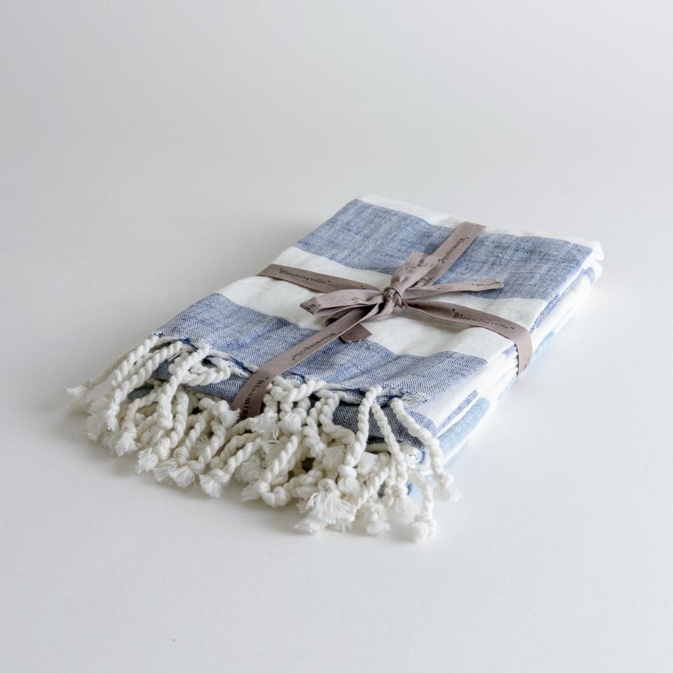 Striped Tea Towels Set of 3