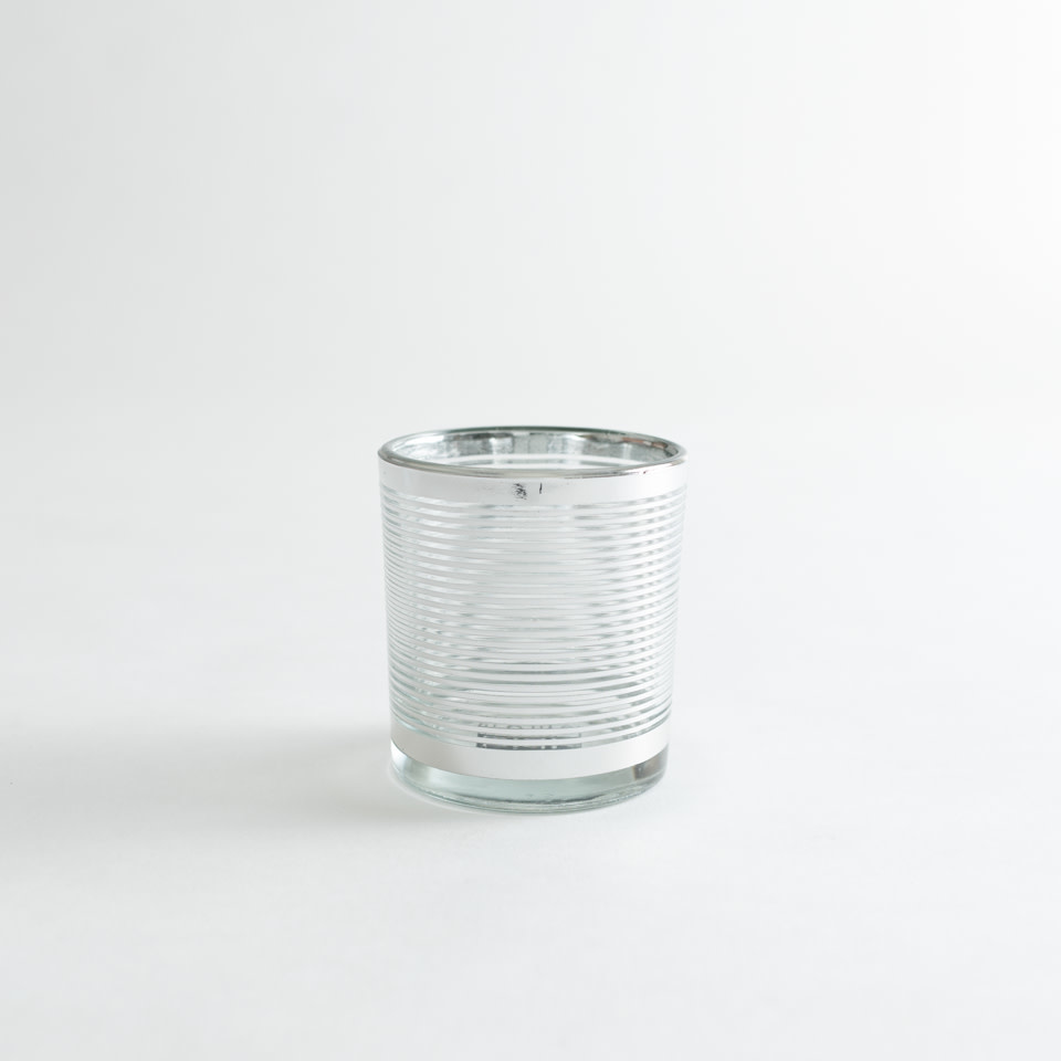 Nickel Ring Vase/Candleholder