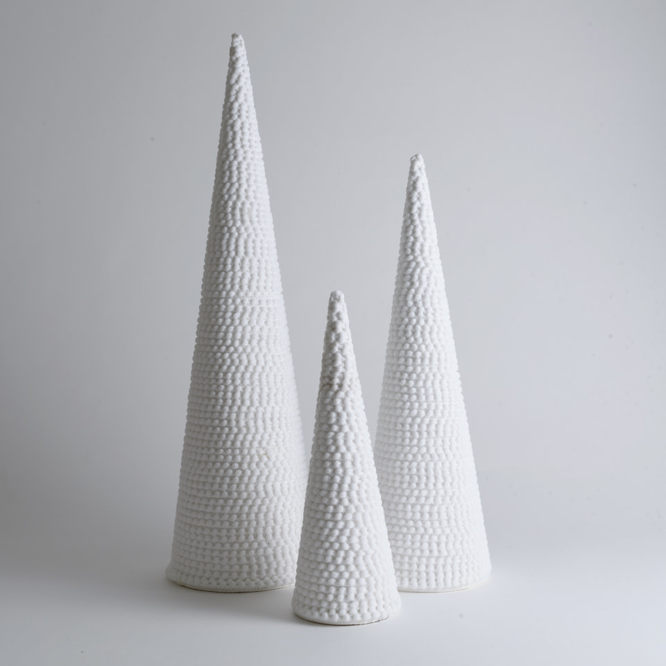Cozy Cone Topiary