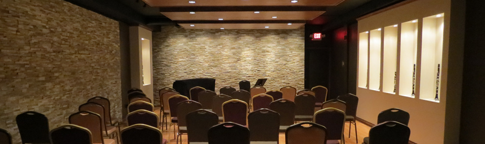 Our Recital Hall