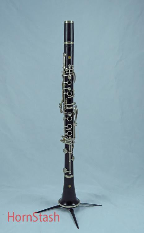 Noblet Used Noblet Stubbins Bb Clarinet