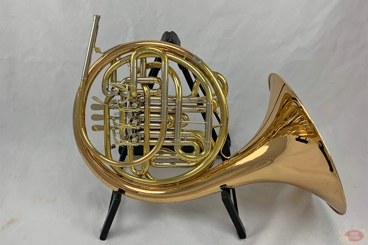 Holton Used Holton H878 Double French Horn